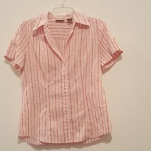 New york and company shirt size M